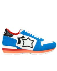 Atlantic Stars - Blue Sneakers Men for Men - Lyst