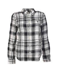 Polo Ralph Lauren - Black Shirt Men for Men - Lyst