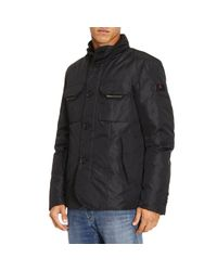 Peuterey - Black Jacket Men for Men - Lyst