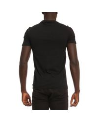 Emporio Armani - Black T-shirt Men for Men - Lyst