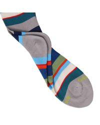 Gallo - Gray Socks Women - Lyst
