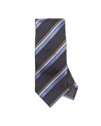 Ermenegildo Zegna | Blue Tie Men for Men | Lyst