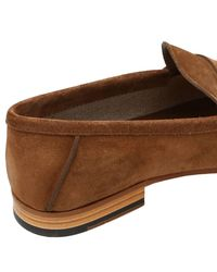 Tod's - Brown Loafers Men for Men - Lyst