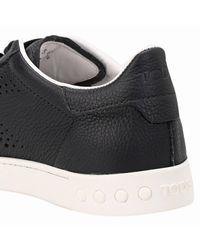 Tod's | Black Sneakers Women | Lyst