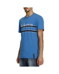 Jeckerson - Blue T-shirt Men for Men - Lyst