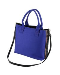Pinko - Blue Shoulder Bag Women - Lyst