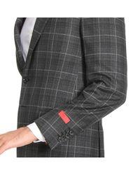 Isaia - Gray Suit Men for Men - Lyst