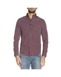 Armani Jeans | Blue Shirt Men for Men | Lyst