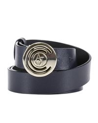 Armani Jeans | Blue Belt Women | Lyst