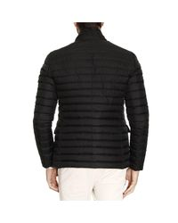 Peuterey | Black Jacket Men | Lyst