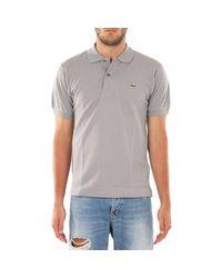 Lacoste - Gray T-shirt Men for Men - Lyst
