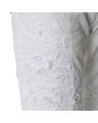 Dondup - White Jeans Men for Men - Lyst