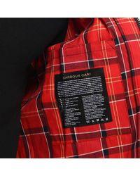 Barbour - Black Jacket Men for Men - Lyst