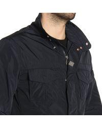 Peuterey - Blue Jacket Men for Men - Lyst