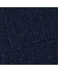 Brooksfield - Blue Scarf Men for Men - Lyst
