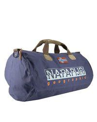 Napapijri - Blue Bags Men for Men - Lyst