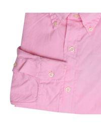 Polo Ralph Lauren - Pink Shirt Men for Men - Lyst