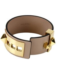 Valentino | Multicolor Rockstud Bracelet With Metal Studs | Lyst