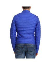 Save The Duck - Blue Jacket Men for Men - Lyst