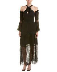 Nicholas Black Maxi Dress
