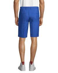J.Lindeberg - Blue M Somle Reg Light Golf Shorts for Men - Lyst