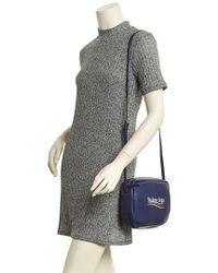 Balenciaga - Blue Everyday Campaign Small Leather Camera Bag - Lyst