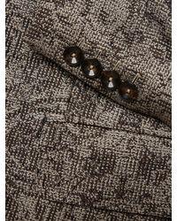 Max Mara | Natural Siberia Jacquard Jacket | Lyst