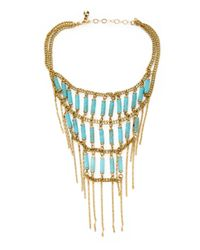 Vanessa Mooney - Multicolor The Magdalena Layer Necklace - Lyst