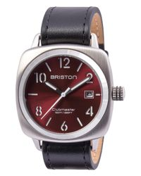 Briston - Multicolor Clubmaster Classic Steel Hms Japanese Movement Watch, 40mm for Men - Lyst
