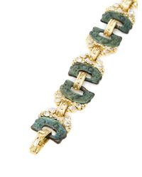 Armenta - Multicolor Sueno 18k Gold, Sapphire & 0.51 Total Ct. Diamond Artifact Bracelet - Lyst