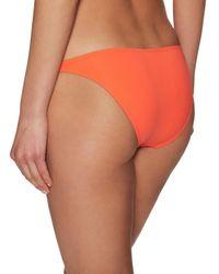 Melissa Odabash - Orange Santorini Bikini Bottom - Lyst