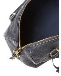 Louis Vuitton - Blue Vintage Navy Emprnt A Speedybando25 - Lyst