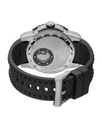 Gevril Watches - Black Seacloud Round Stainless Steel Watch, 44mm for Men - Lyst