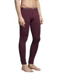 Emporio Armani - Red Elasticized Waist Underwear for Men - Lyst