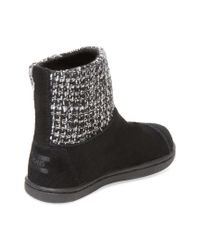 TOMS Black Nepal Boot