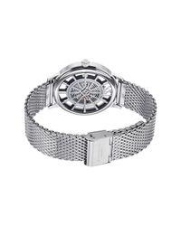 Stuhrling Original - Metallic Winchester Del Sol Elite Rose-tone Dial Watch, 40mm - Lyst