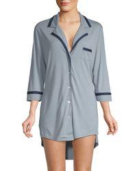 Cosabella Blue Bella Sleep Shirt