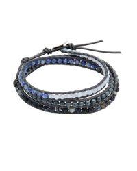 Chan Luu - Multicolor Station Bead Bracelet - Lyst