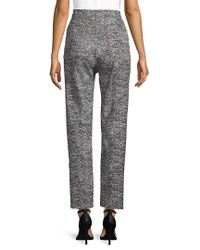 A Detacher - Gray Jamie Printed Pant - Lyst