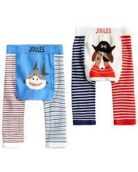 Joules Blue Legging Set