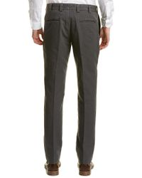 Bills Khakis - Gray Standard Issue Weathered Canvas Straight Fit Pant for Men - Lyst