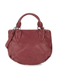 Liebeskind Berlin - Multicolor Textured Leather Shoulder Bag - Lyst