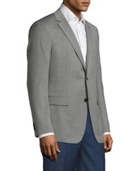 Theory - Gray Wellar Coburg Sportcoat for Men - Lyst
