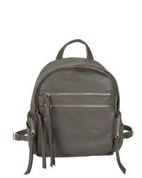 Kooba   Multicolor Tassel Leather Backpack   Lyst