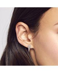 Sheryl Lowe - Multicolor Triangle Earrings - Lyst