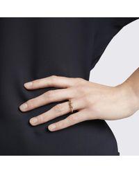 Spinelli Kilcollin - Metallic Sirius Noir Ring - Lyst