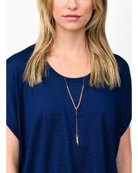 Gorjana & Griffin - Metallic Power Gemstone Necklace For Harmony - Lyst