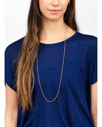 Gorjana & Griffin - Metallic Layer Bali Wrap Necklace - Lyst