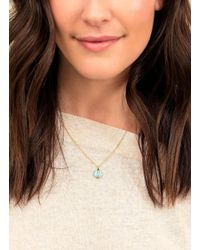 Gorjana & Griffin - Metallic Brinn Adjustable Necklace - Lyst