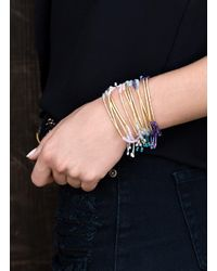Gorjana & Griffin - Metallic Power Gemstone Bracelet For Love - Lyst